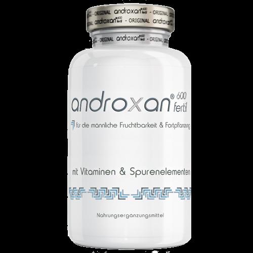 androxan600 fertil - natürlich mehr Potenz